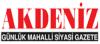 Osmaniye Akdeniz Gazetesi son dakika